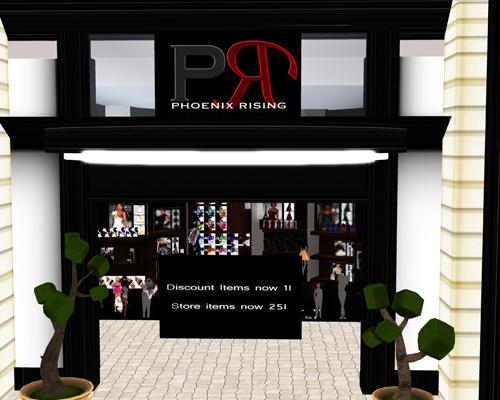 last chance phoenix rising l 25 final sale fashion secrets. Black Bedroom Furniture Sets. Home Design Ideas